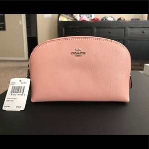 Brand New Coach Cosmetic Case 17 💕